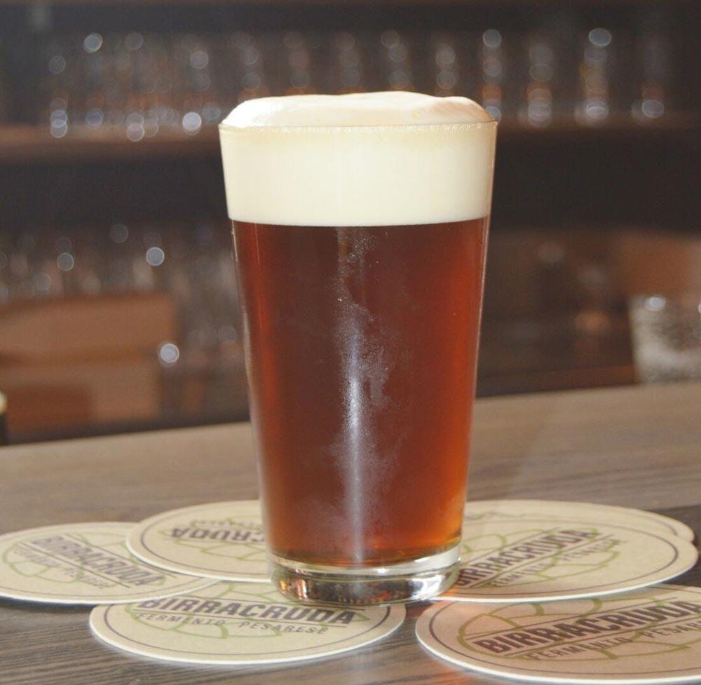 pale ale birra ambrata