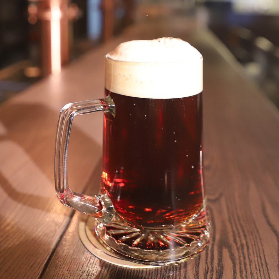 boccale birra bock